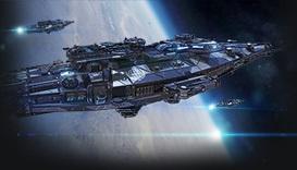 Star Conflict - Federation destroyer «Sirius»