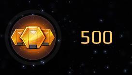 500 Galactic Standards
